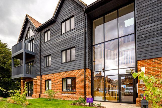Thumbnail Flat for sale in Hansard Place, Stanbridge Lane, Awbridge, Romsey