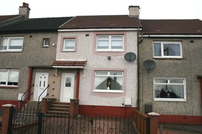 Thumbnail Terraced house to rent in Dyfrig Street, Shotts