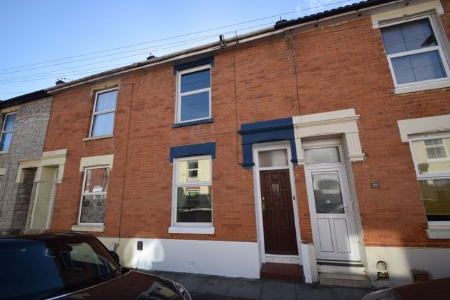 Thumbnail Property to rent in Middlesex Road, Southsea