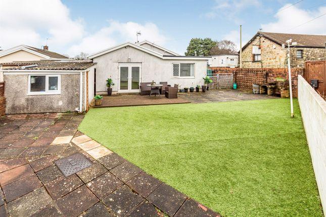 Thumbnail Detached bungalow for sale in Castle View, Bridgend