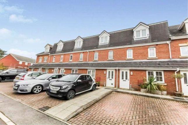 Thumbnail Flat to rent in Chadwick Way, Southampton