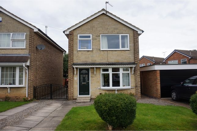 Thumbnail Detached house for sale in Springbank Close, Farsley