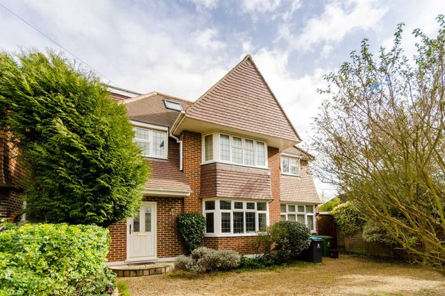 5 bed detached house to rent in Albion Road, Coombe, Kingston Upon Thames KT2