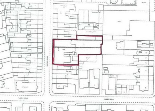 Thumbnail Land for sale in Godwin Road, Cliftonville, Margate