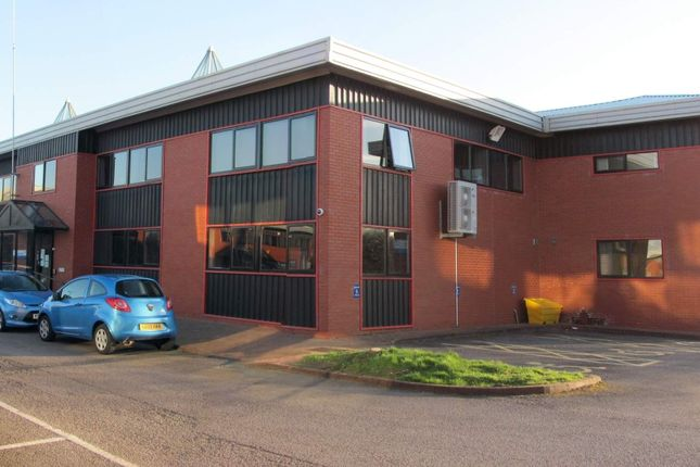 Thumbnail Office for sale in Wavell Drive, 4, Rosehill Business Park, Carlisle