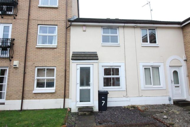 Thumbnail Terraced house to rent in Darnholm Court, Howdale Road, Sutton-On-Hull, Hull