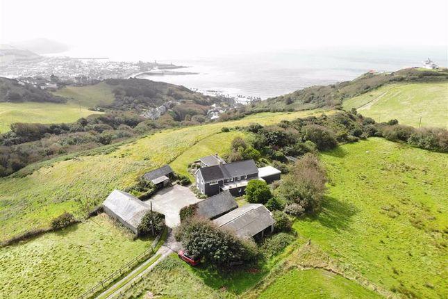 Thumbnail Farm for sale in Cliff Terrace, Aberystwyth, Ceredigion