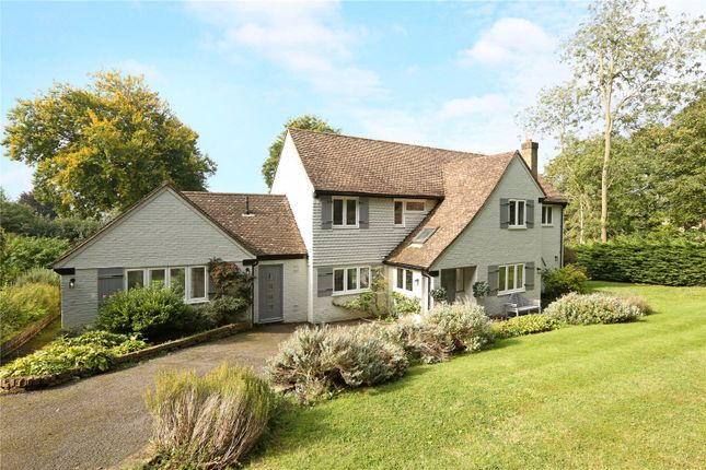 Thumbnail Detached house for sale in Hawks Hill, Bourne End, Buckinghamshire