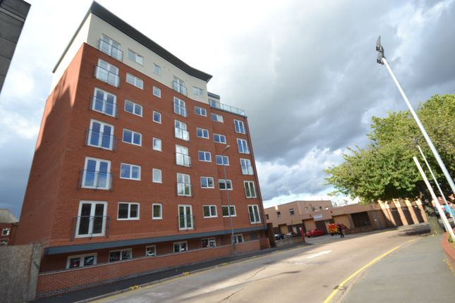 Crecy Court, Lower Lee Street, Leicester LE1