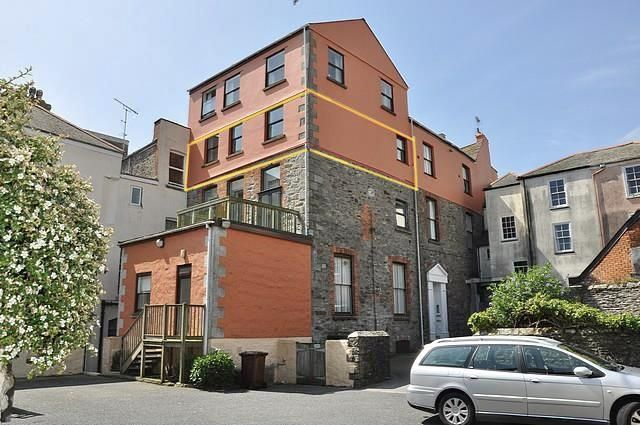 Thumbnail Flat for sale in Market Strand, Falmouth