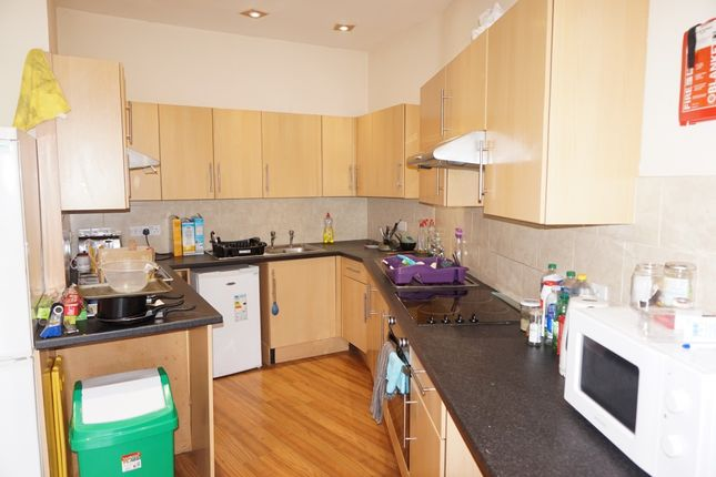 Thumbnail End terrace house to rent in West Hill Road, Mutley, Plymouth