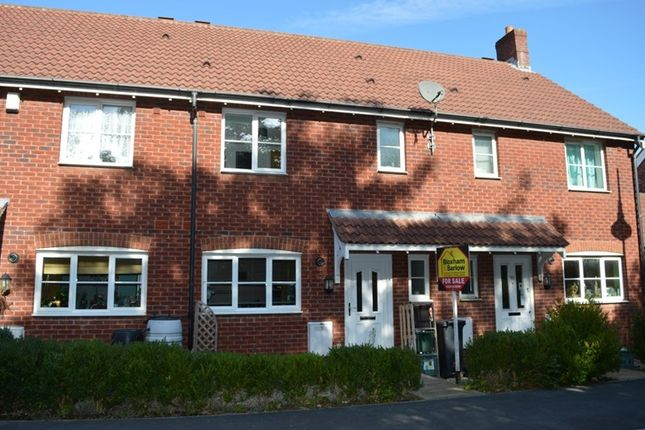 Thumbnail Terraced house for sale in Saxon Court, St. Georges, Weston-Super-Mare