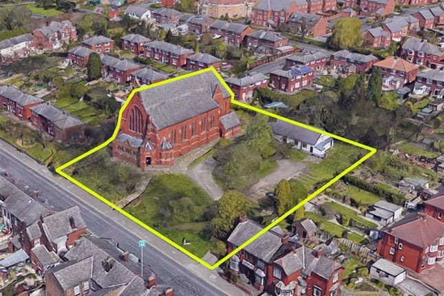 Thumbnail Commercial property for sale in King Street, Dukinfield