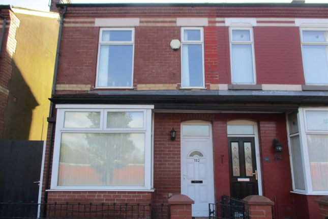Thumbnail Property to rent in Cromwell Road, Salford