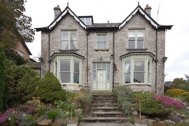 Thumbnail Detached house for sale in Rockwood, Rockland Road, Grange-Over-Sands