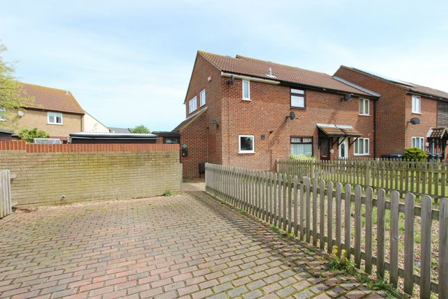 Thumbnail End terrace house for sale in Church Meadows, Deal