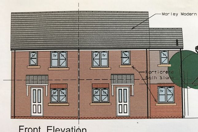 Thumbnail Semi-detached house for sale in Hurn Lane, Keynsham, Bristol