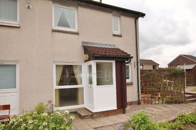 Thumbnail Terraced house to rent in Tippet Knowes Court, Winchburgh