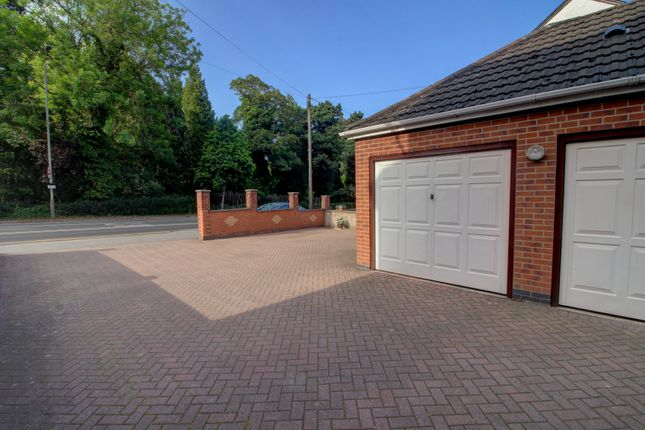 Double Garage And Ample Car Standing
