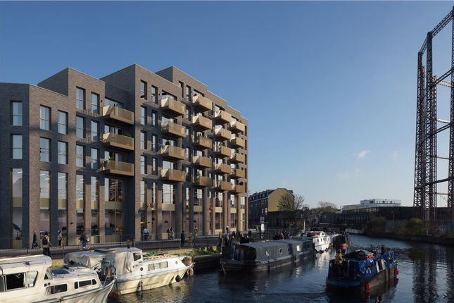 Thumbnail Office for sale in Canal Place, Unit 4 1-3 Sheep Lane, London