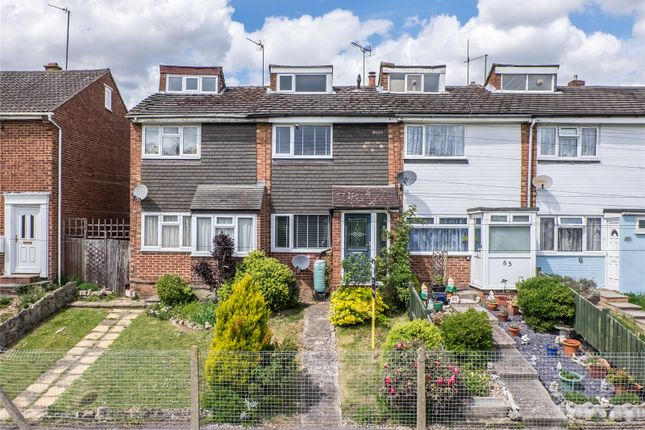 Thumbnail Terraced house for sale in Rushdean Road, Strood