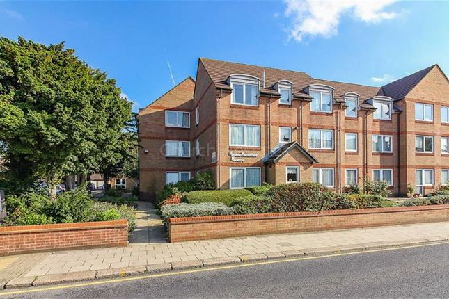 Thumbnail Flat to rent in Homeheather House, Gants Hill, London