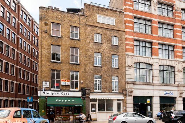Thumbnail Town house for sale in West Smithfield, London