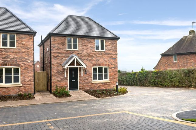 Thumbnail Detached house for sale in Spring Hill, Arley, Coventry