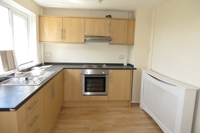 Thumbnail Terraced house to rent in Hillcrescent, Brynmawr
