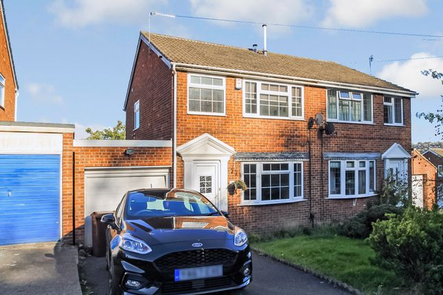 Thumbnail Semi-detached house to rent in Longfield Drive, Rodley, Leeds
