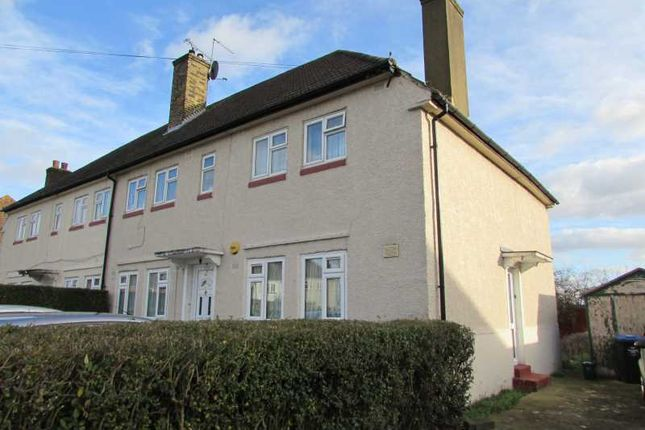 Thumbnail Flat for sale in Highmead Crescent, Wembley, Middlesex