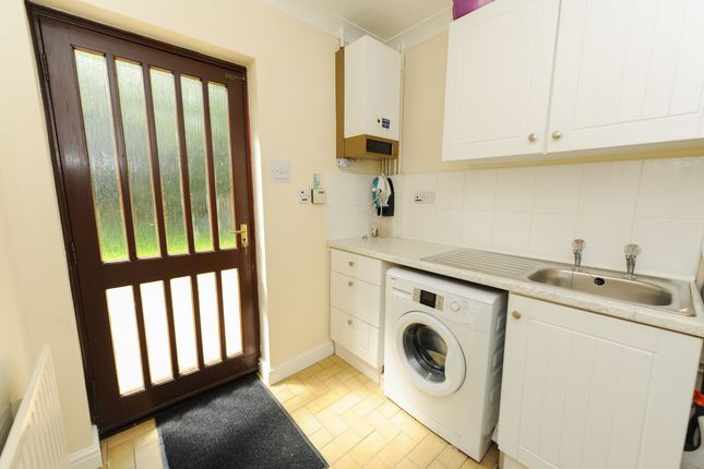 Utility Room of Treeneuk Close, Ashgate, Chesterfield S40