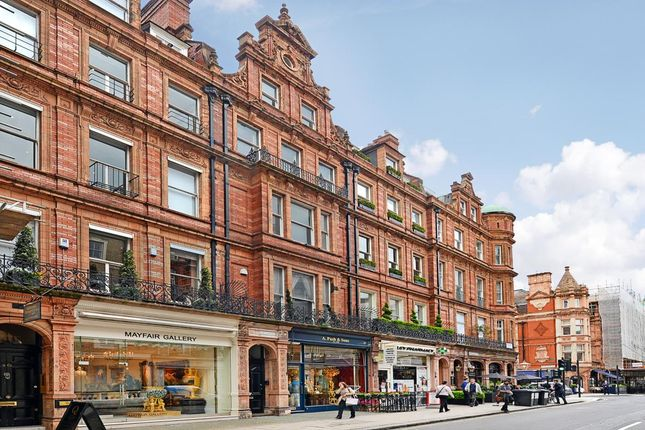 Thumbnail Maisonette for sale in South Audley Street, Mayfair
