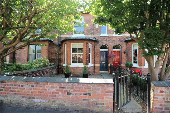 Thumbnail Terraced house for sale in Bexton Road, Knutsford