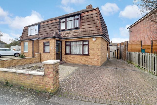 Thumbnail Semi-detached house for sale in Bowes Road, Staines