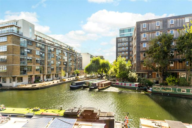 Thumbnail Flat for sale in Islington Canalside, 10 Baldwin Terrace, London