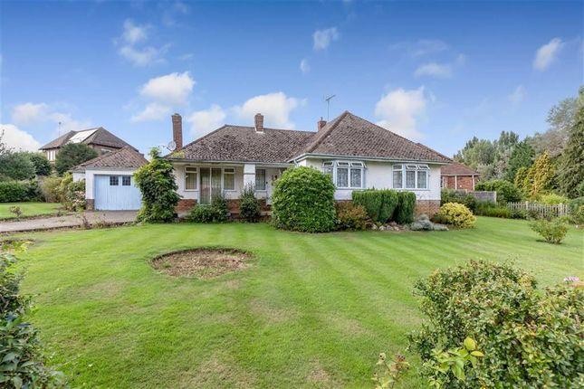 Thumbnail Detached bungalow for sale in Tudor Road, Kennington, Ashford