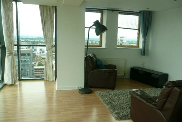 Thumbnail Flat to rent in Bothwell Street, Glasgow