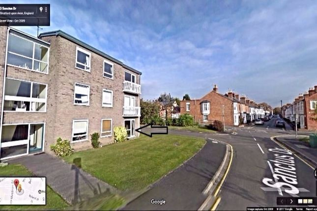 Thumbnail Flat for sale in Sanctus Court, Stratford Upon Avon