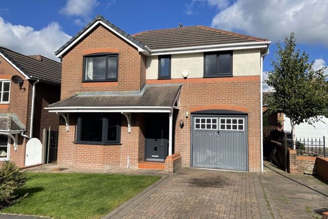 Thumbnail Detached house to rent in The Triangle, Accrington, Lancashire