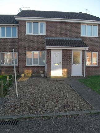 2 bed terraced house to rent in Crowhurst Close, Carlton Colville