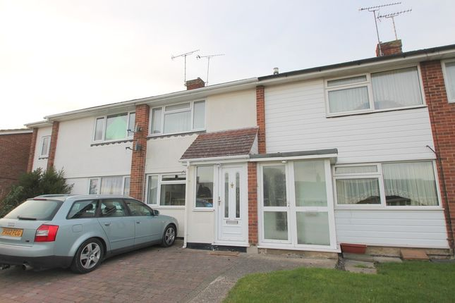 Thumbnail Terraced house to rent in Carolina Way, Tiptree, Colchester