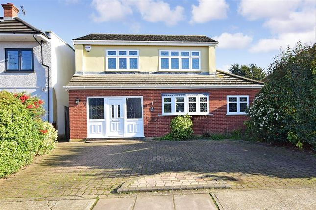 Thumbnail Detached house for sale in King Edward Avenue, Rainham, Essex