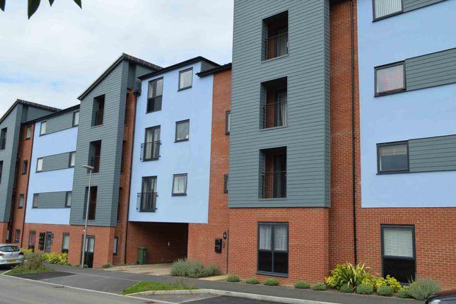 Thumbnail Flat to rent in Harley Drive, Walton, Milton Keynes