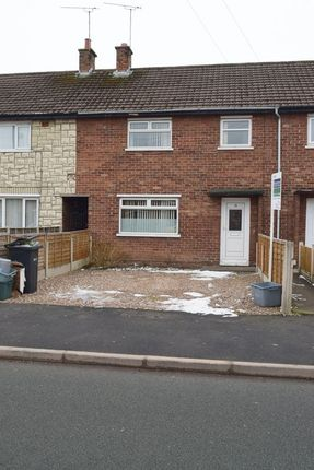 Thumbnail Terraced house to rent in Blacon Point Road, Blacon, Chester