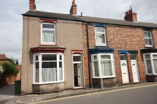 Thumbnail Terraced house for sale in Allison Street, Guisborough
