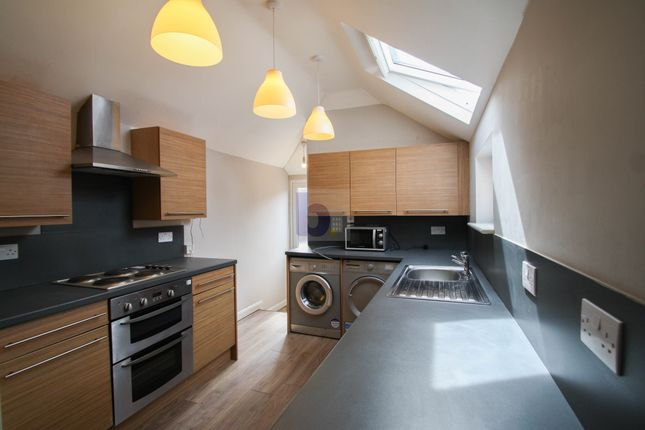 Thumbnail Maisonette to rent in Forsyth Road, Jesmond, Newcastle Upon Tyne