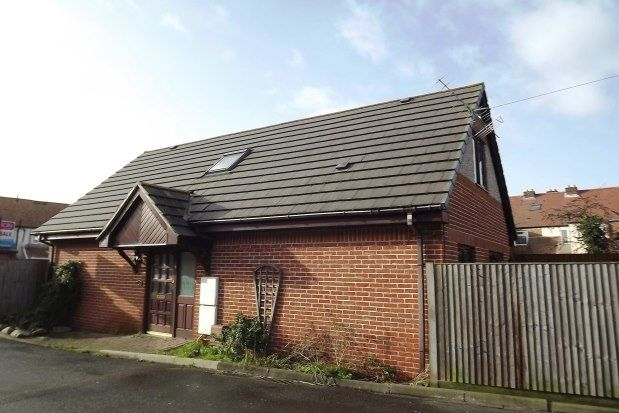 Thumbnail Detached house to rent in Thamesmead Close, Gosport
