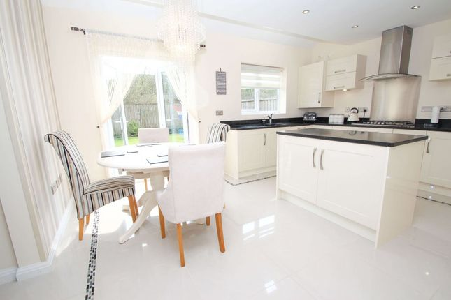 Thumbnail Detached house for sale in Cottonmill Court, Bacup, Rossendale