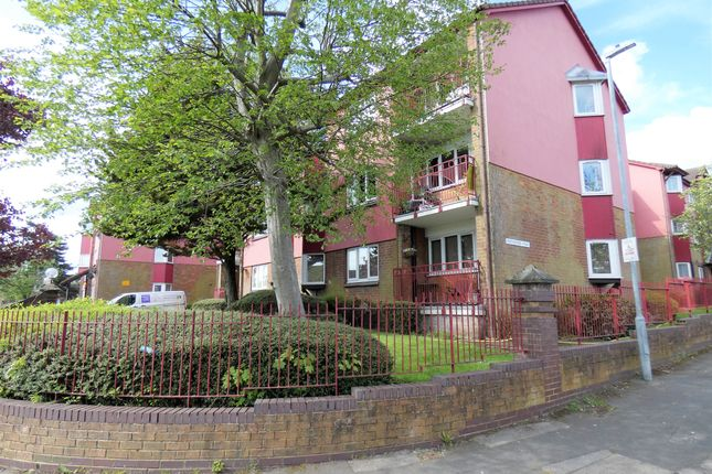 Thumbnail 2 bed flat for sale in Rochester Road, Birstall, Batley